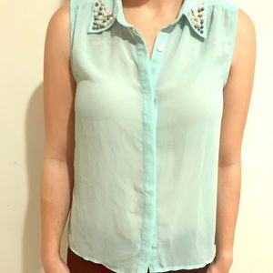 Blouse tank top.